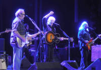 Stephen Stills, Graham Nash and David Crosby play to a sellout audience... (IJ photo/Frankie Frost)